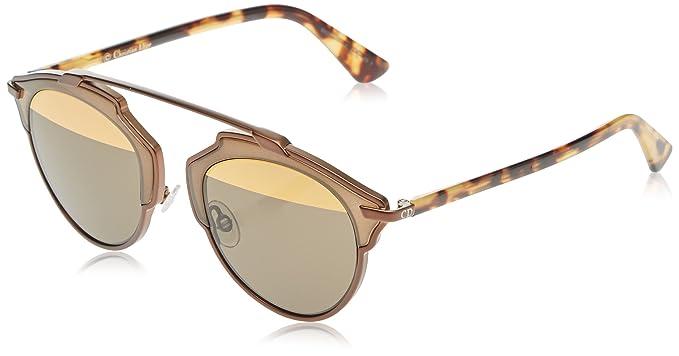 Dior Diorsoreal EB Gafas de sol, Mtbronze, 48 para Mujer ...