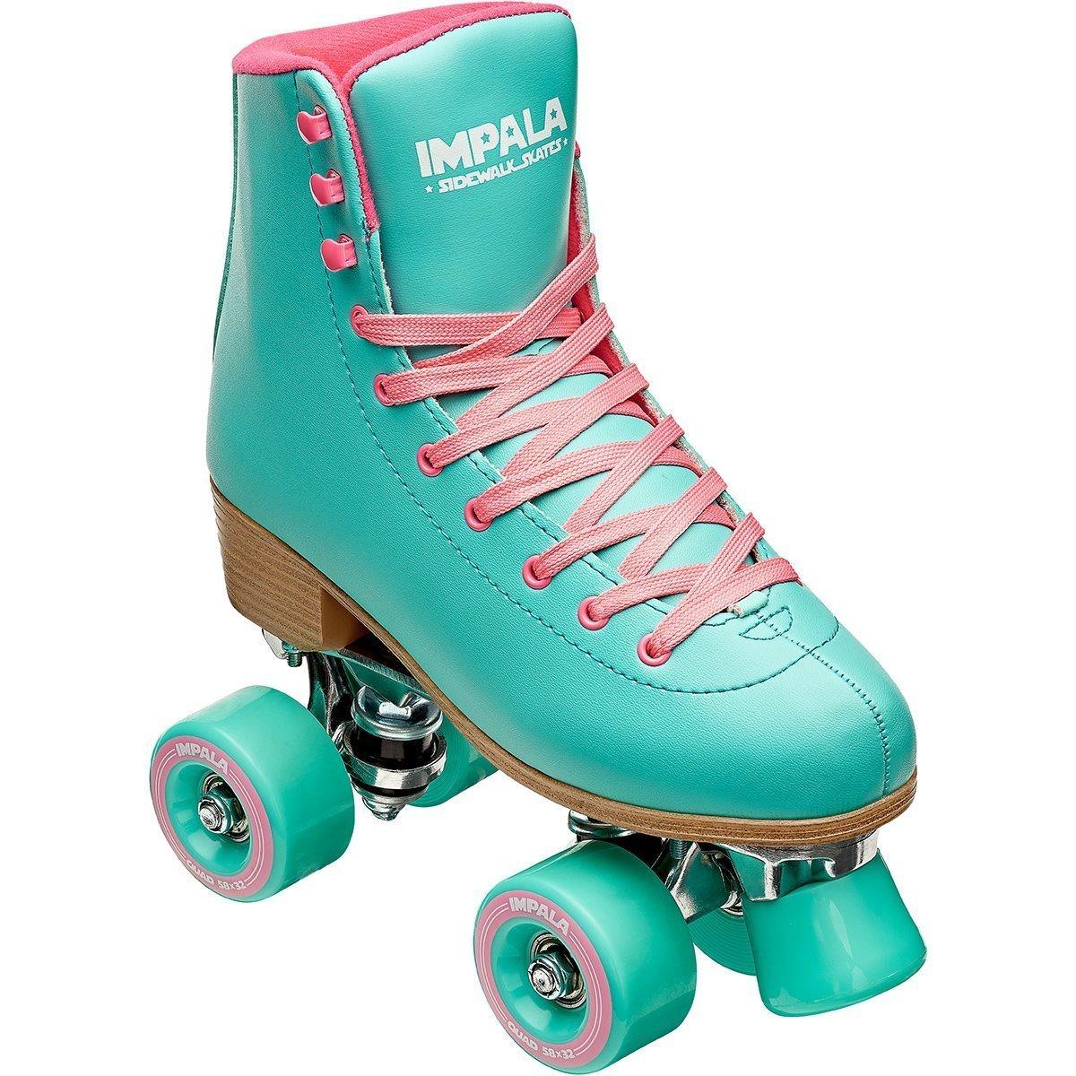 Impala Rollerskates - Aqua