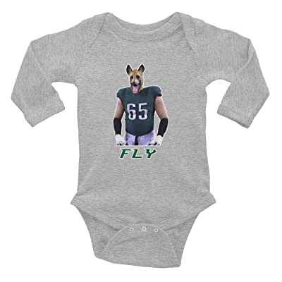 Generation T Underdogs Infant Long Sleeve Bodysuit