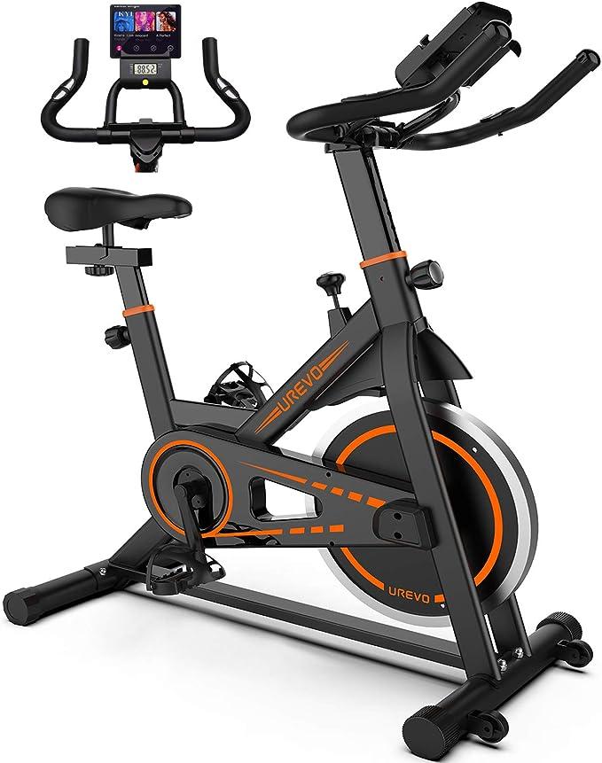UREVO Indoor Cardio Workout Bike