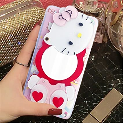 ae9c80458 Aarnik Makeup Mirror Hello Kitty Designer Case Back: Amazon.in: Electronics