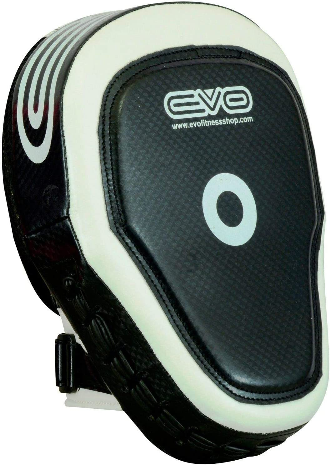 EVO Fitness Curved Boxing MMA Focus Pads Set Muay Thai Martial Arts Training Pads UFC PRO