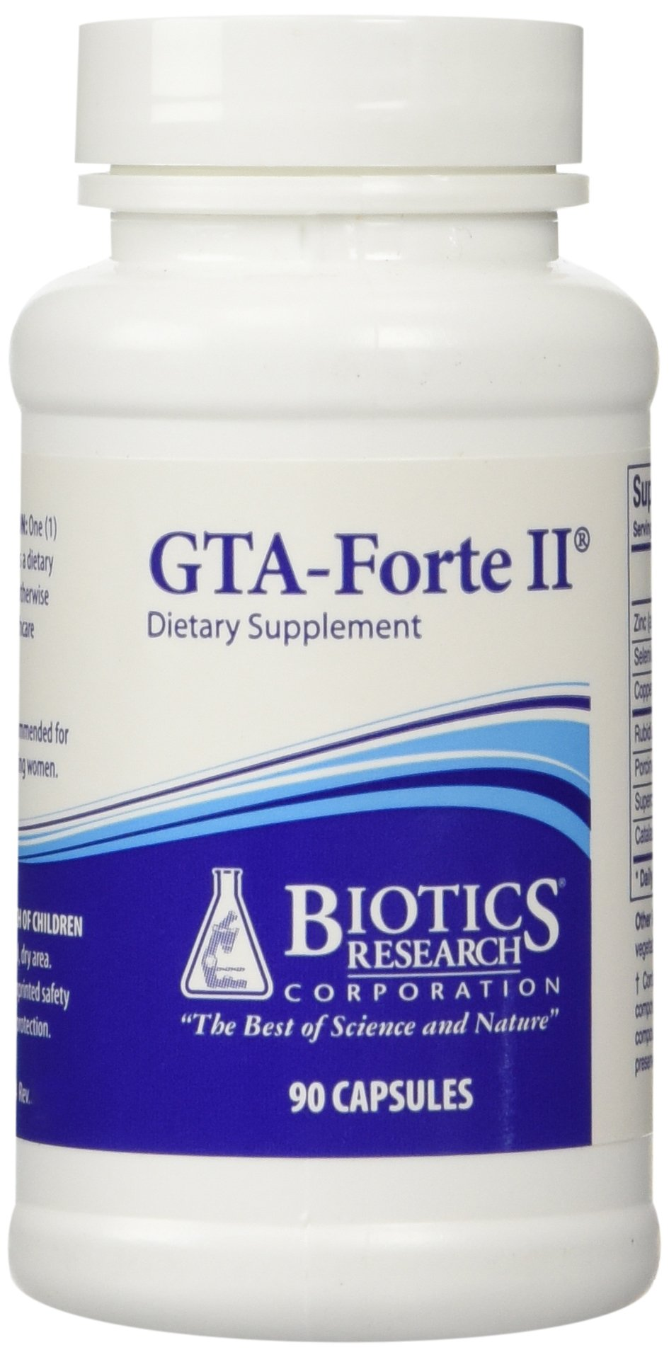 Biotics Research GTA-Forte II 90C