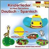 kinderlieder in zwei sprachen deutsch spanisch vol 2. Black Bedroom Furniture Sets. Home Design Ideas