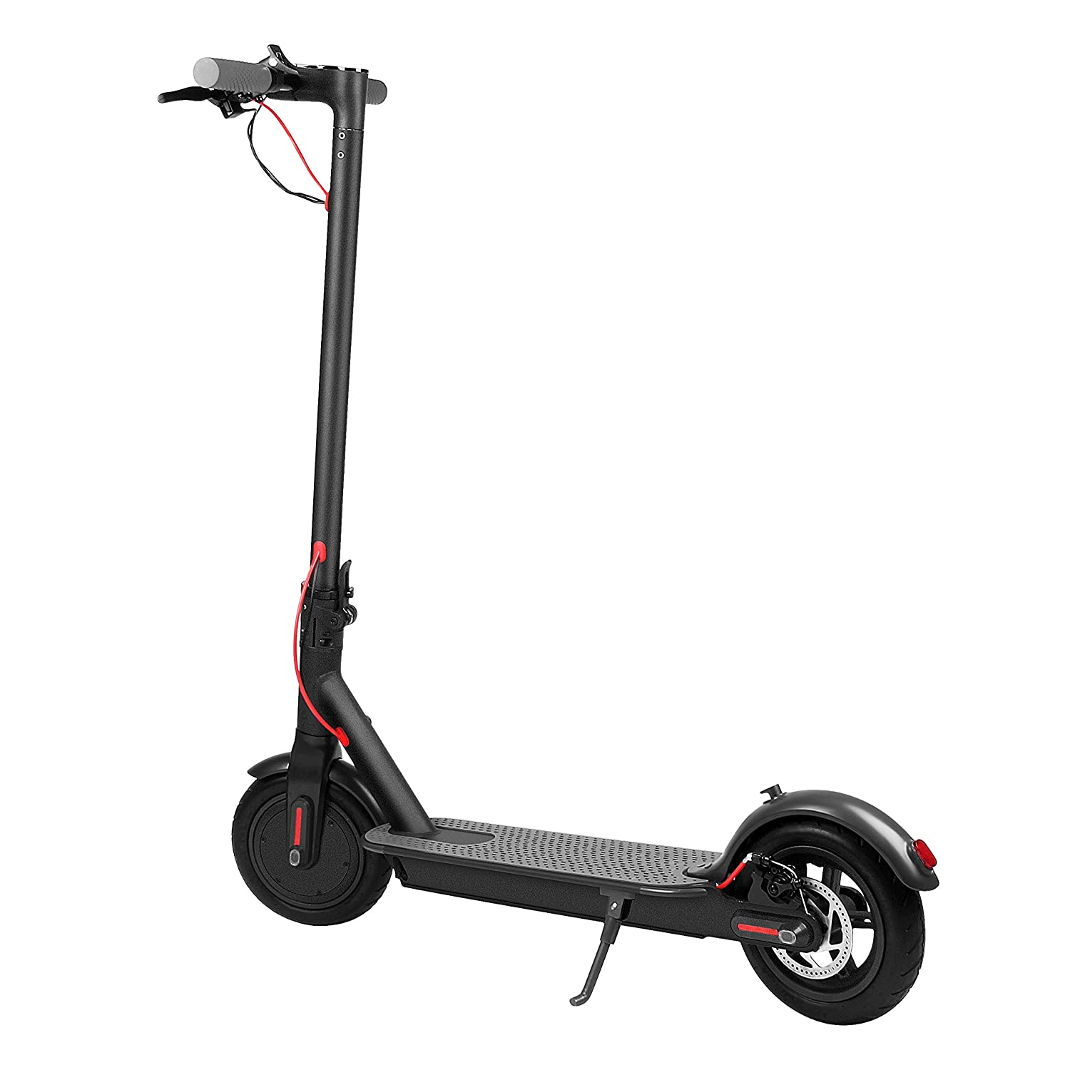 Amazon.com: Sooseder - Patinete eléctrico plegable de 12.4 ...