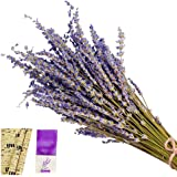 "EMISH Lavender Bundles, Freshly harvested Real Natural Lavender Bunch Royal Velvet Lavender Bundles for DIY Home Office Party Wedding Decor, 18""-22"" Long Stems"