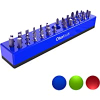 Olsa Tools Hex Bit Organizer with Magnetic Base | Premium Quality Hex Bit Holder for Your Specialty, Drill or Tamper…