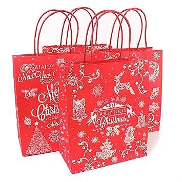 Cadeau De Noel Classe.Cadeau De Noël En Papier Kraft Décoration De Salle De Classe