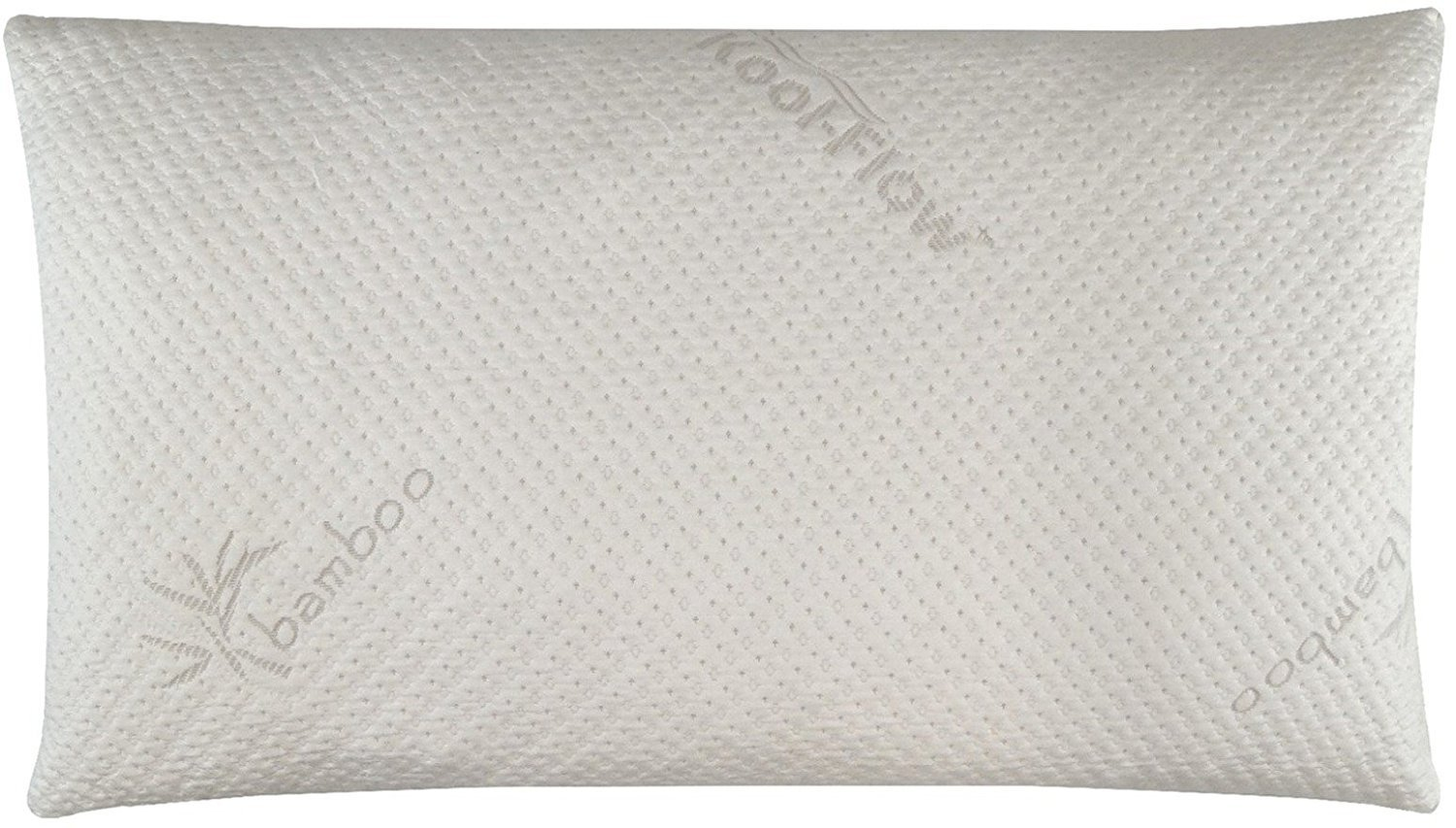 Snuggle-Pedic Ultra-Luxury Pillow (Best All-Around King Size Pillow)