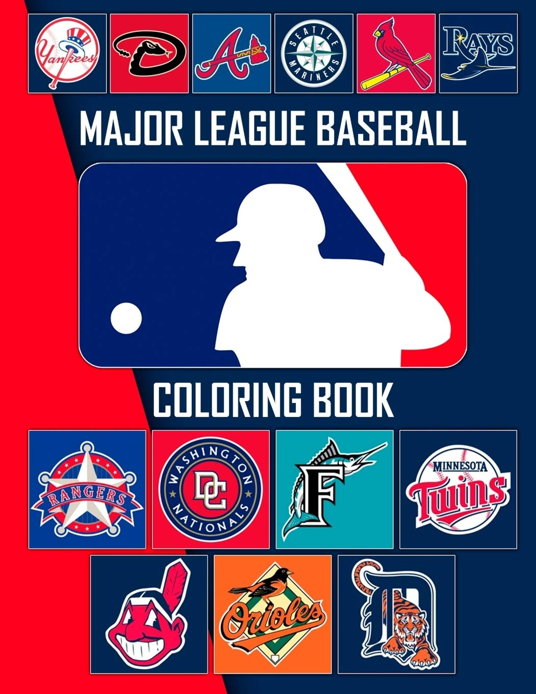 Mlb Baseball Coloring Pages - Coloring Home | 1360x1051
