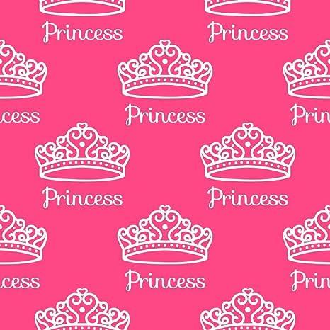 Princesa corona foto telón de fondo blanco rosa niñas fiesta ...
