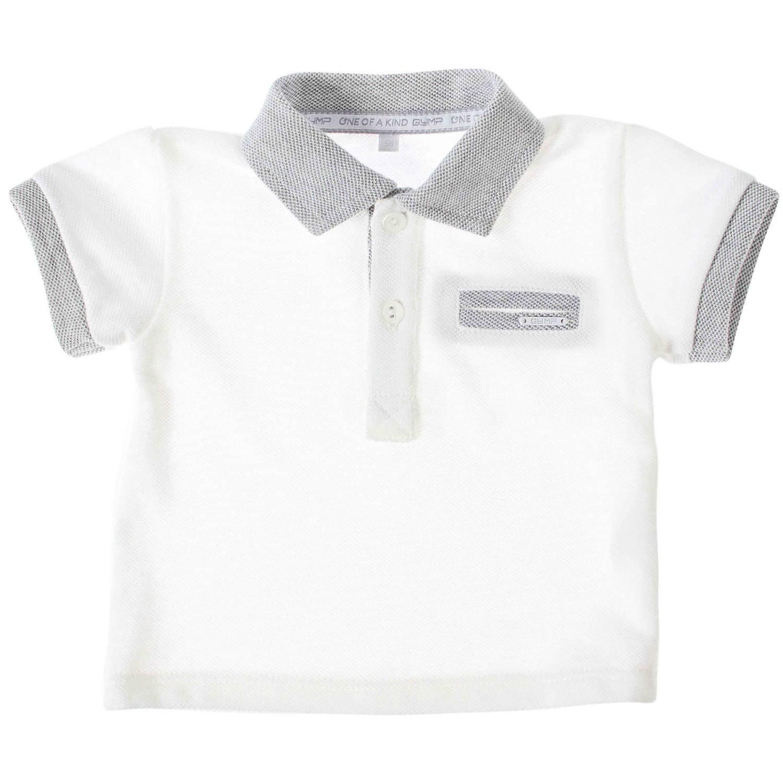Gymp Polo - Para Bebé Niño Weiß 74 cm: Amazon.es: Ropa y accesorios