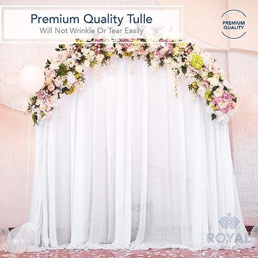 Wedding Tulle 54 inch Shiny Tulle Bolt in Tiramisu Dresses Veils High Quality Tulle Soft Tulle