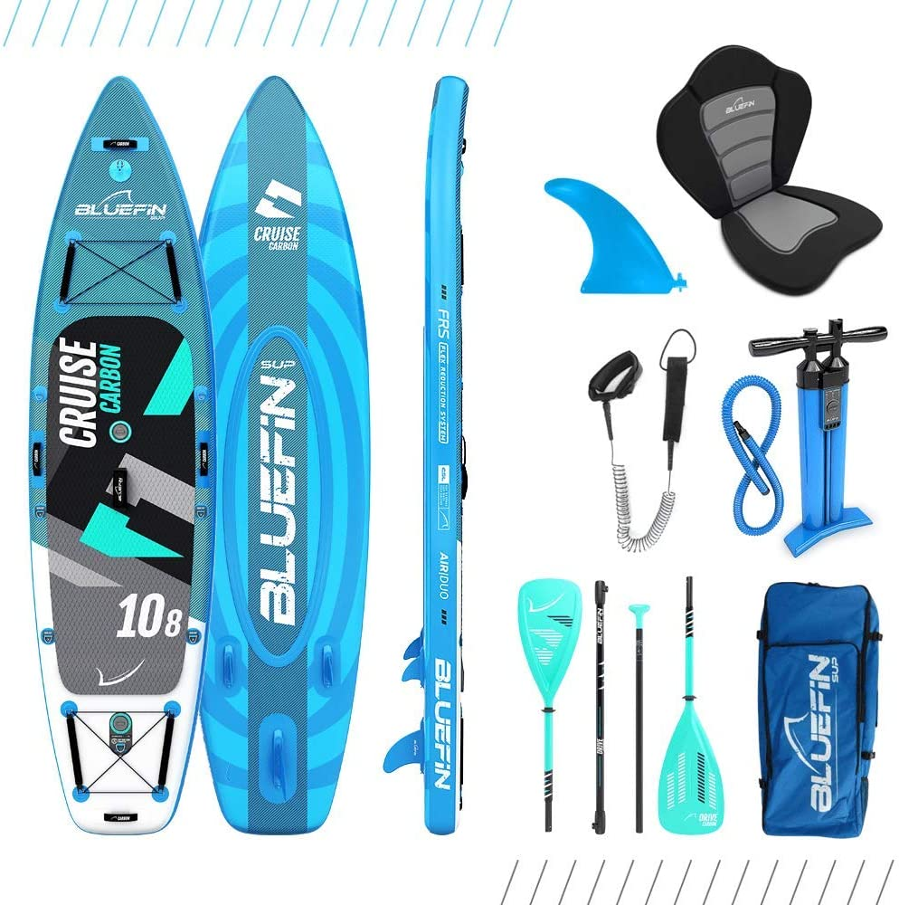Bluefin Sup Carbon Sup Cruise Full pack