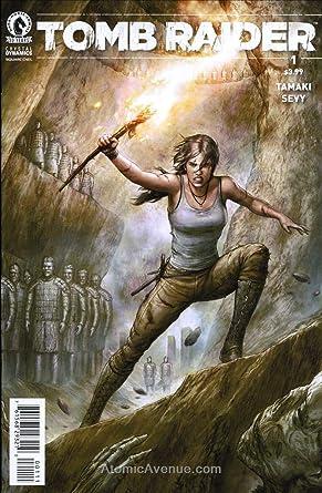 Amazon Com Tomb Raider 2nd Series 1 Vf Nm Dark Horse Comic