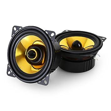 Auna Goldblaster 4 • 3-Wege-Koaxial-Boxen • Auto Lautsprecher
