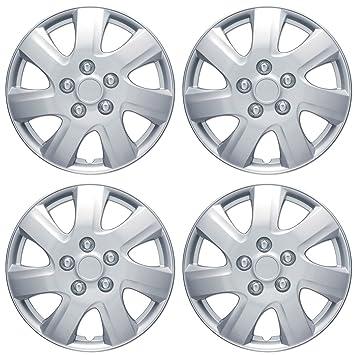Amazon Com Bdk Toyota Camry 2006 2014 Style Hubcap Wheel Cover 16
