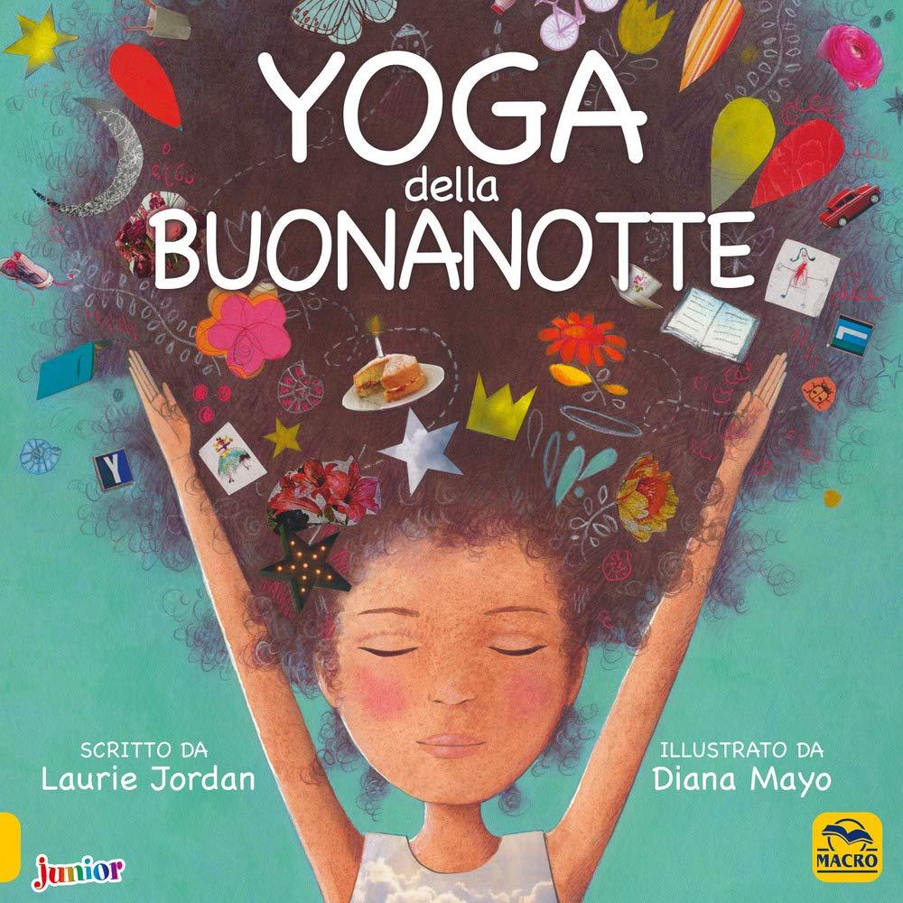 Amazon It Yoga Della Buonanotte Ediz Illustrata Laurie Jordan