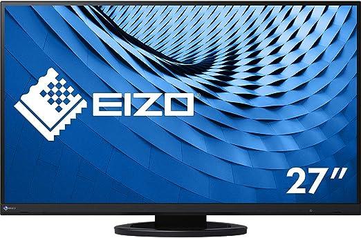 Eizo Flexscan Ev2760 Bk Ultra Slim Monitor 68 5 Cm Computers Accessories