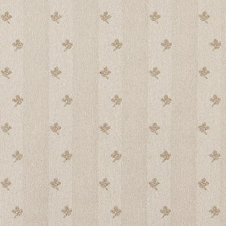 Amazon.com: Natural Beige y rayas blancas pequeñas Posey ...