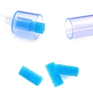 120-Pack of Premium Nasal Aspirator Hygiene Filter Refills, Replacement for NoseFrida Nasal Aspirator Filters, BPA, Phthalate & Latex-Free