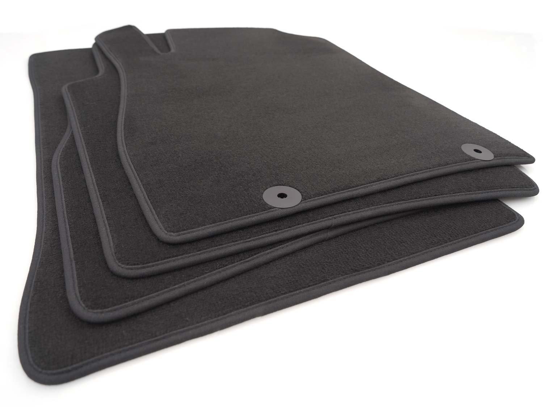2014 Fußmatten schwarz passend für  Nissan Pulsar ab Bj