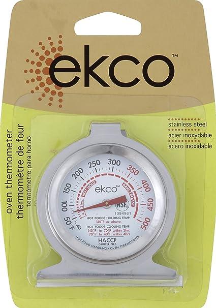 53c4fc681264e EKCO Termómetro para Horno  Amazon.com.mx  Hogar y Cocina