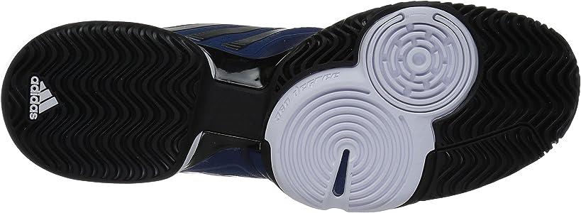 Amazon Com Adidas Performance Novak Pro Zapatillas De Tenis Para Hombre Azul 14 D M Us Shoes