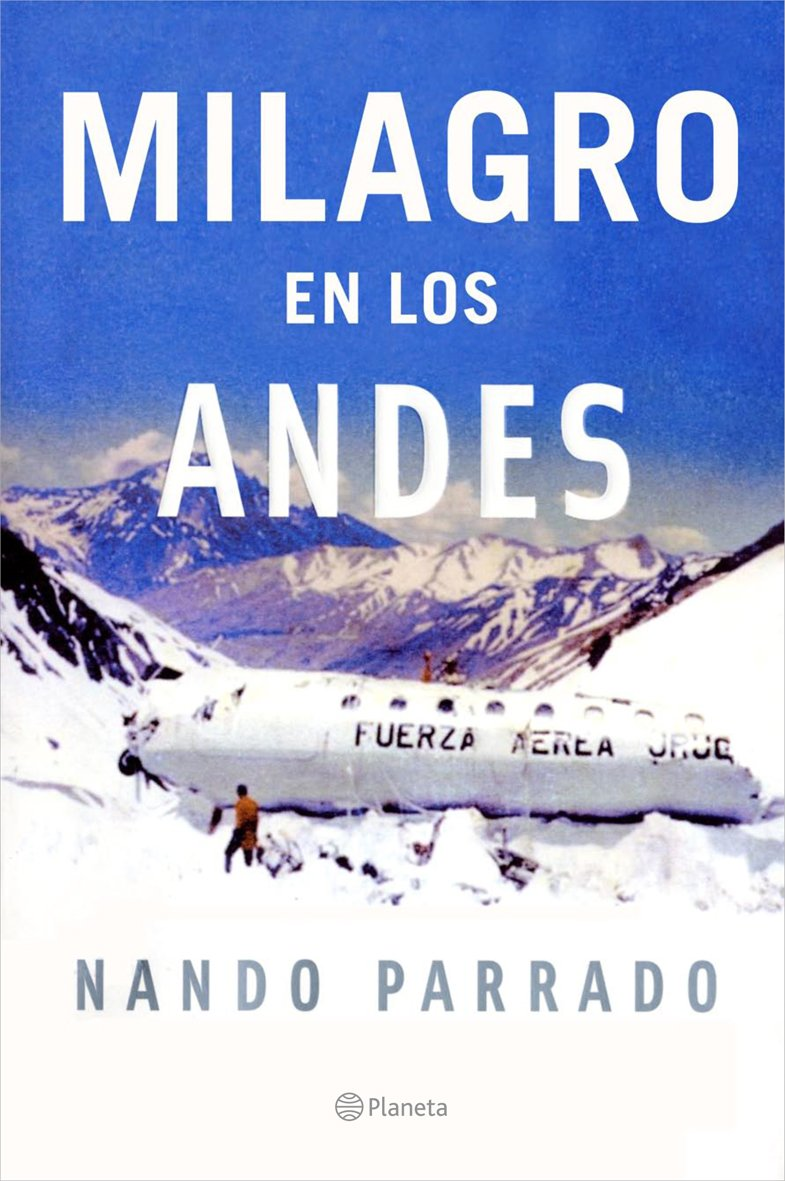 Amazon.com: Milagro En Los Andes / Miracle in the Andes: 72 Days ...