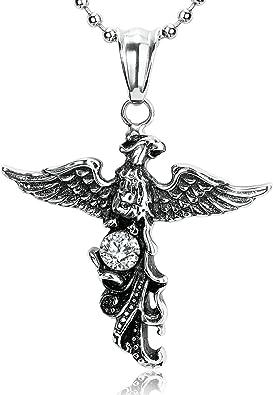 collier pendentif homme argent