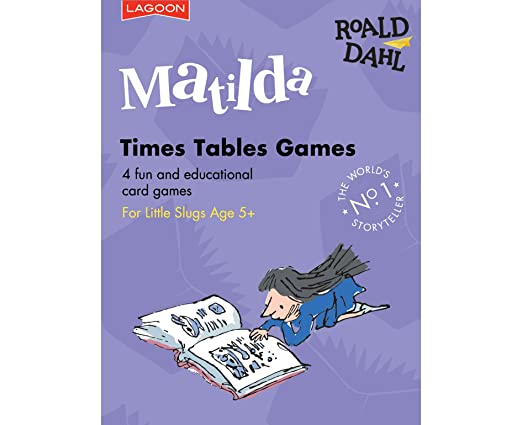 Lagoon 9878 Matilda Times Tables Game: Amazon.co.uk: Toys & Games
