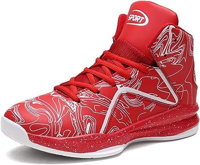 GJRRX Zapatillas Running para Hombre Aire Libre y Deporte Calzado Deportivo de Baloncesto: Amazon.es: Zapatos y complementos