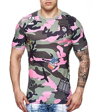 Homme Amazone Camouflage Camouflage T Amazone T Shirt Homme Shirt Yf6Ib7gyv