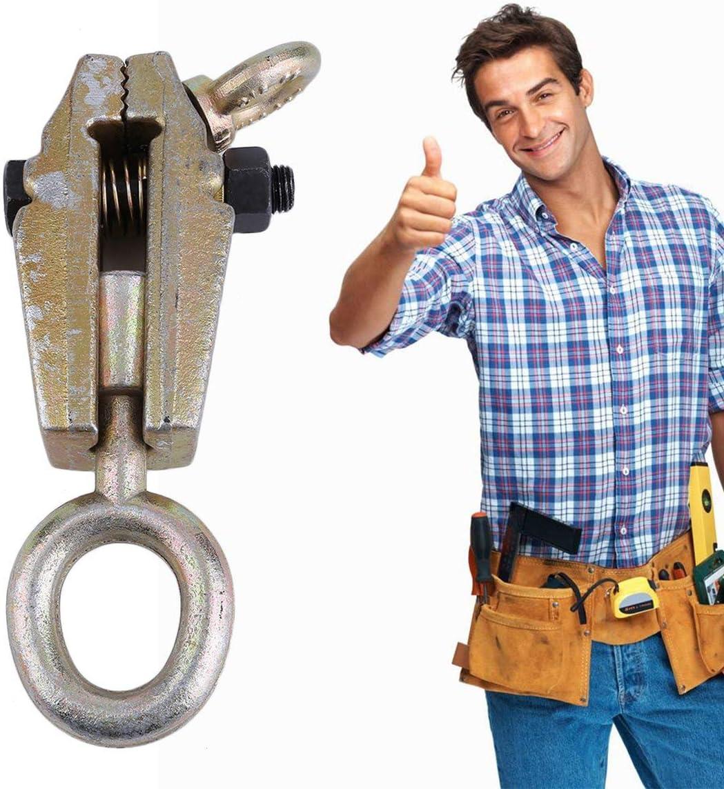 auto-serrage?/Corps automatique /à deux poign/ées pointues utilisant un outil /à main robuste pour pince de traction cadre /à 2 voies 5 tonnes
