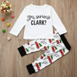 Toddler Kids Christmas Charberry Baby Boy Girl T
