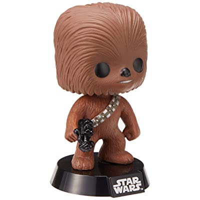 Funko Chewbacca Star Wars Pop: Funko Pop! Star Wars:: Toys & Games