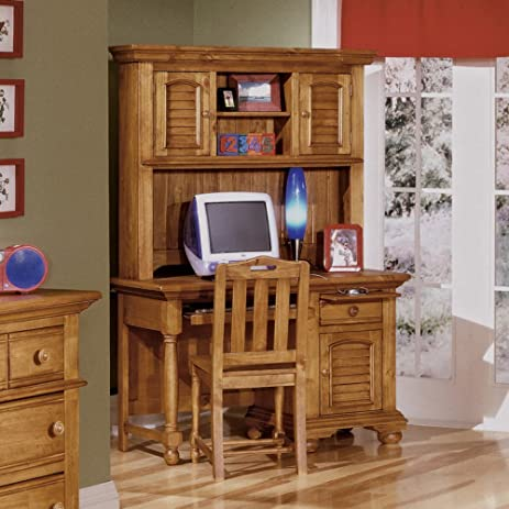 Amazon American Woodcrafters Cottage Traditions Desk and Chair