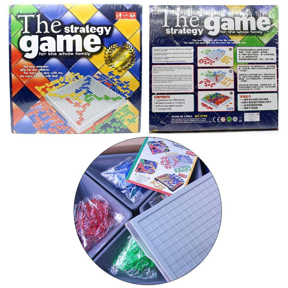 DonLucancy Estrategia Juego de Mesa Juego de Juguetes Juguetes educativos Russian Box Series Juegos para niños.: Amazon.es: Hogar
