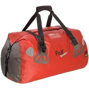 2f07e6a8e Amazon.com: Fox Outdoor Waterproof Duffle Bag DRY PAK 40 Red: Military_1st