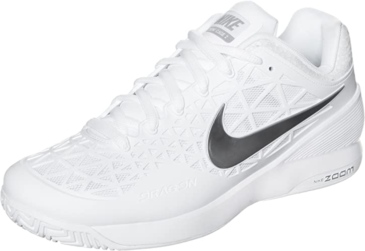 Mens Nike Zoom Cage 2 QS White Trainers