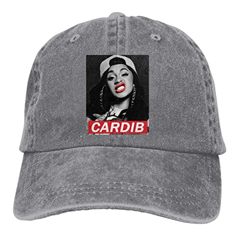 Louis Berry Cardi B - Gorra de béisbol Ajustable para Hombre y ...