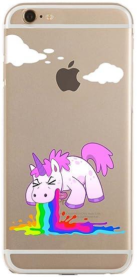 coque iphone 6 caca licorne