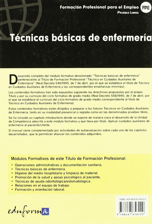 Pruebas Libres Para La Obtención Del Título De Técnico De Cuidados ...