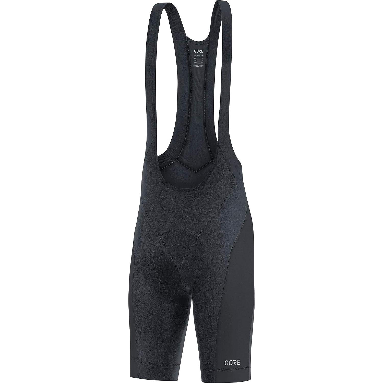 XL Nero GORE Wear C3 Salopette corta con fondello da ciclismo per uomo