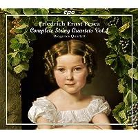 Fesca: Complete String Quartets Vol.1 [Diogenes Quartett] [CPO: 777482-2]