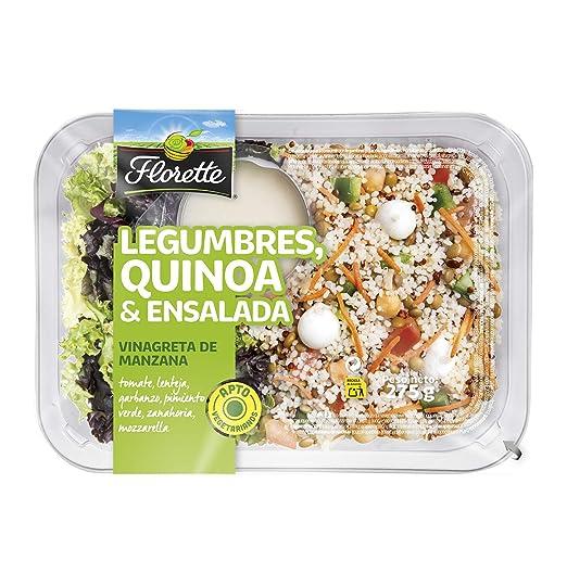 Florette Ensalada Completa Legumbres y Quinoa - 275 gr