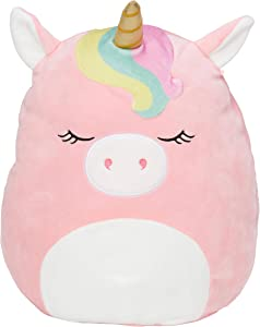 Squishmallow Kellytoy 12 Inch Ilene The Unicorn Super Soft Plush Toy
