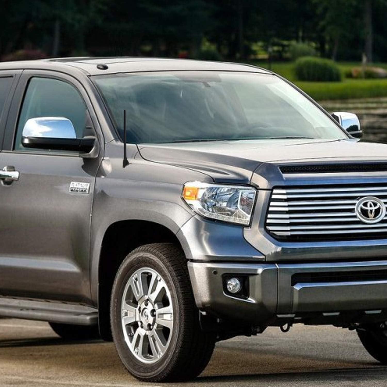 Will fit Any Toyota Tundra 2009-2020 7 Inch Antenna for Toyota Tundra 2009-2020 Models