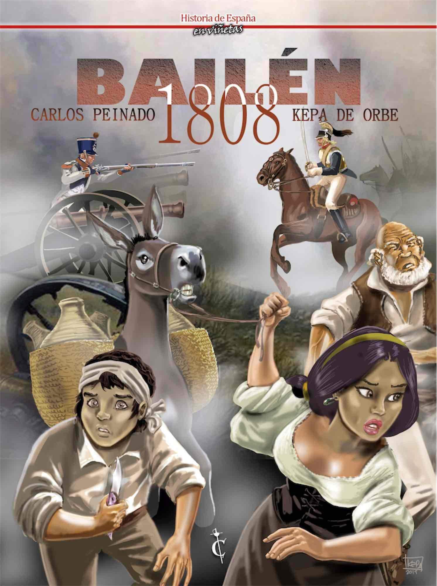 1808 Bailen: Amazon.es: Carlos Peinado, Carlos Peinado: Libros