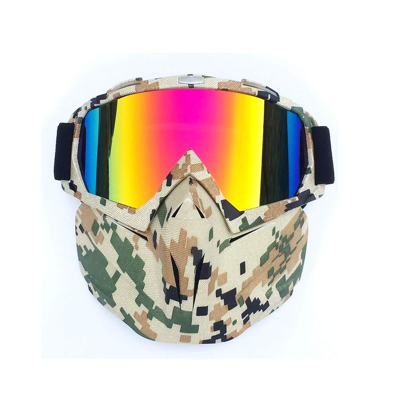 Lafeil Sportsonnenbrille In Sehstärke Herren Damen Herren Retro Gesicht Spiegel Brille Motocross Racing Brille Outdoor Brille Skibrille